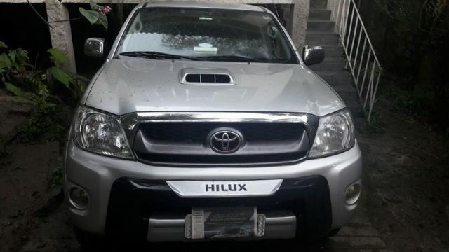 Hilux Turbo Diesel Srv 3.0 Automática 4x4 2010