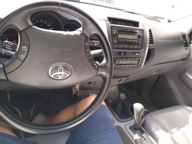 Hilux Turbo Diesel Srv 3.0 Automática 4x4 2010 - Foto 2