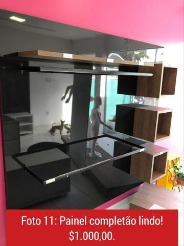 Loja fechou recente, estou vendendo os móveis,armários planejados, toda a estrutura - Foto 3
