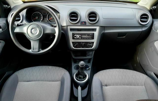 Aceita Troca VW Gol G6 1.0 Flex Baixo Km - Foto 8
