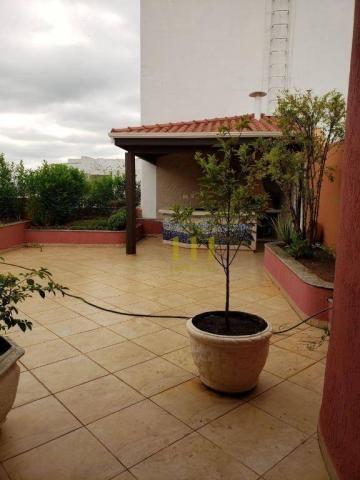 Cobertura com 5 dormitórios à venda, 628 m² por r$ 1.800.000 - vila ema - são josé dos cam - Foto 19