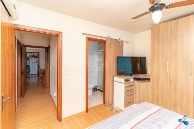Apartamento à venda com 3 dormitórios em Santo antônio, Porto alegre cod:VP87111 - Foto 17