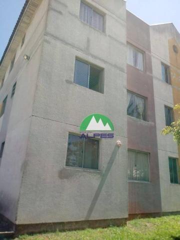 Apartamento residencial à venda, Cidade Industrial, Curitiba. - Foto 2