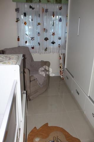 Apartamento à venda com 2 dormitórios em São joão, Porto alegre cod:9889975 - Foto 13