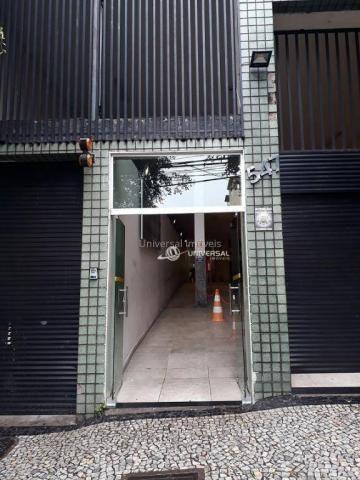 Sala para alugar, 63 m² por r$ 650/mês - centro - juiz de fora/mg