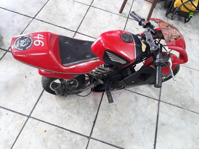 Mine moto