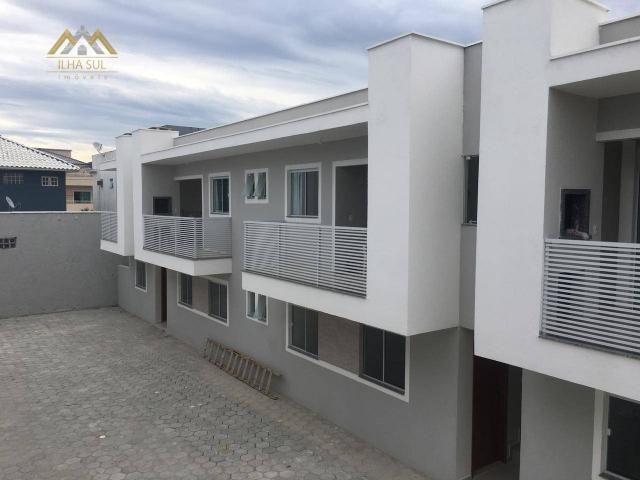 Apartamento com 2 dormitórios à venda por r$ 235.000 - campeche - florianópolis/sc - Foto 4