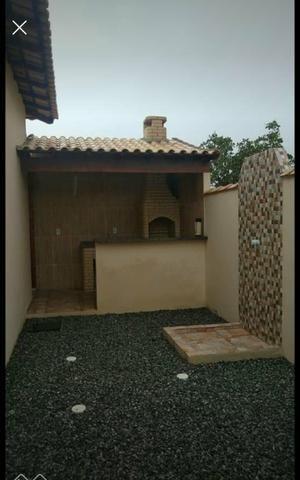 K/ Essa casa é Perfeita!!! Casa Pronta de 2 qts com área gourmet!!!