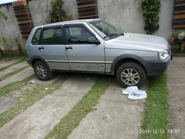 Fiat Uno Mille Way - Foto 2
