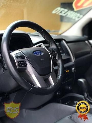 Ford Ranger Xlt 3.2 Diesel Unico Dono Impecavel - Foto 14