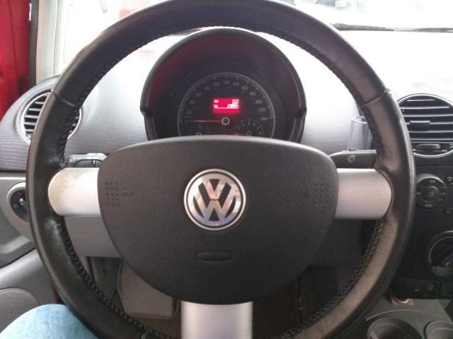 VW-Volkswagen New Beetle 2.0 2008 Completo - Foto 9