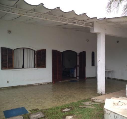 Casa de Temporada com piscina e churrasqueira em Boraceia-Litoral Norte-SP - Foto 12