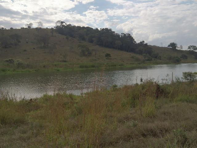 Terreno de 2000 m² às margens do Lago do Funil - Foto 2