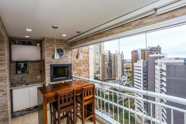 Apartamento à venda com 3 dormitórios em Mossunguê, Curitiba cod:71627 - Foto 4