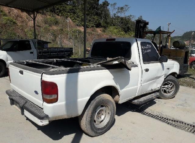 Sucata Ranger XL 4.0 V6 12V 1996 Para Retirada de Peças - Foto 9