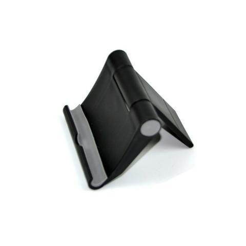 Suporte de Mesa Universal S059 Celular Tablet Smartphone Sem Mãos - Foto 4