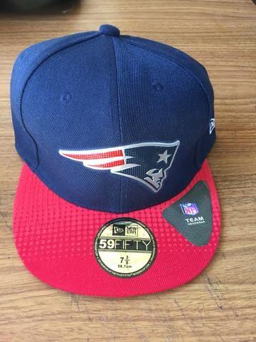 Boné New England Patriots NEW ERA - Bijouterias eba806cefa7
