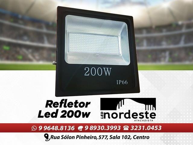 Refletor SMD de LED 200W
