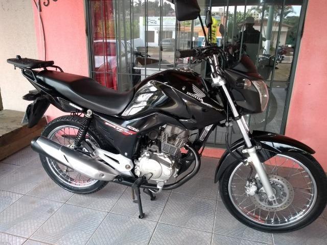 Resultado de imagem para moto cg 150 preta