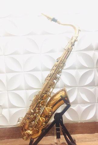 Ótimo Sax Tenor Semi Novo