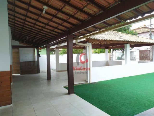 Casa Comercial para alugar por R$ 4.500/mês - Jardim Mariléa - Rio das Ostras/RJ - Foto 10