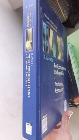 Livro seminovo excelente pra quem cursa radiologia  - Foto 4