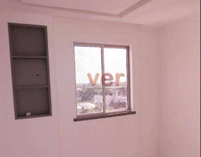 Apartamento à venda, 56 m² por R$ 259.000,00 - Alagadiço Novo - Fortaleza/CE - Foto 6