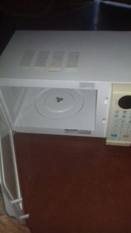 Conserto de microondas qualquer defeito