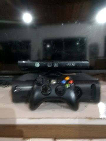 Xbox 360 único dono - Foto 2