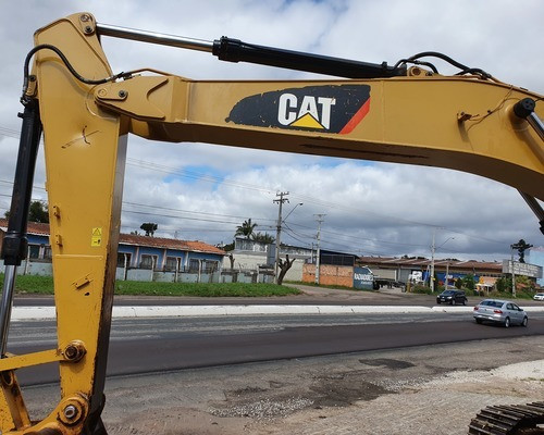 320D2 Caterpillar top top 14/14 - Foto 4