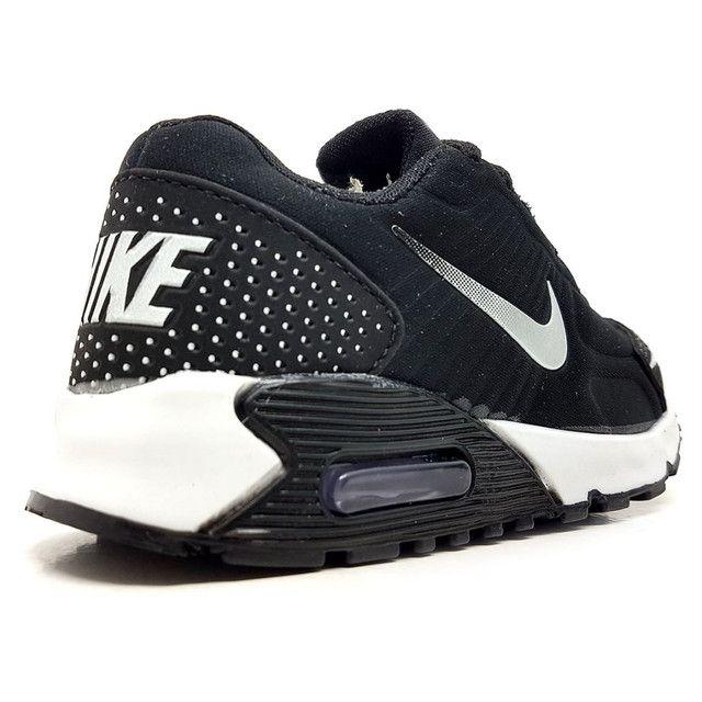 Tênis Infantil Nike Air Max 90 Essential<br> - Foto 3