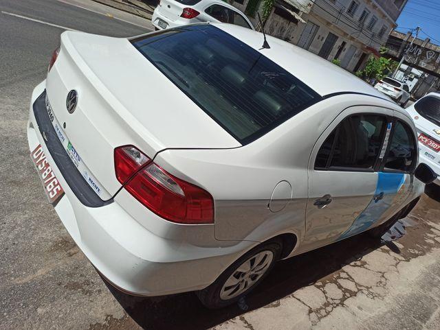 TAXI RECIFE VOYAGE 2014 1.6 COM GAS (carro e praça transferivel) - Foto 5