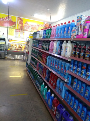 Vendo um Supermercado completo ,com açougue, panificadora , Horti-fruit - Foto 4