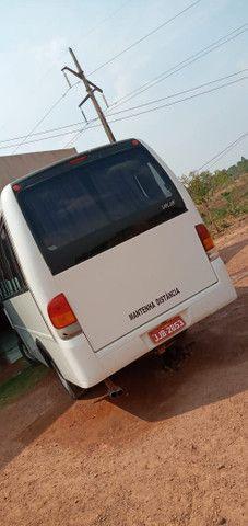 Vendo micro ônibus Volare motor MWM  - Foto 3