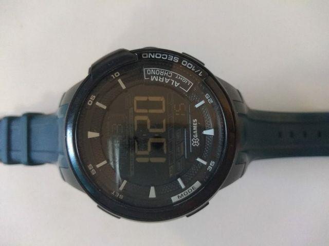 Relógio X-Games Original 44mm