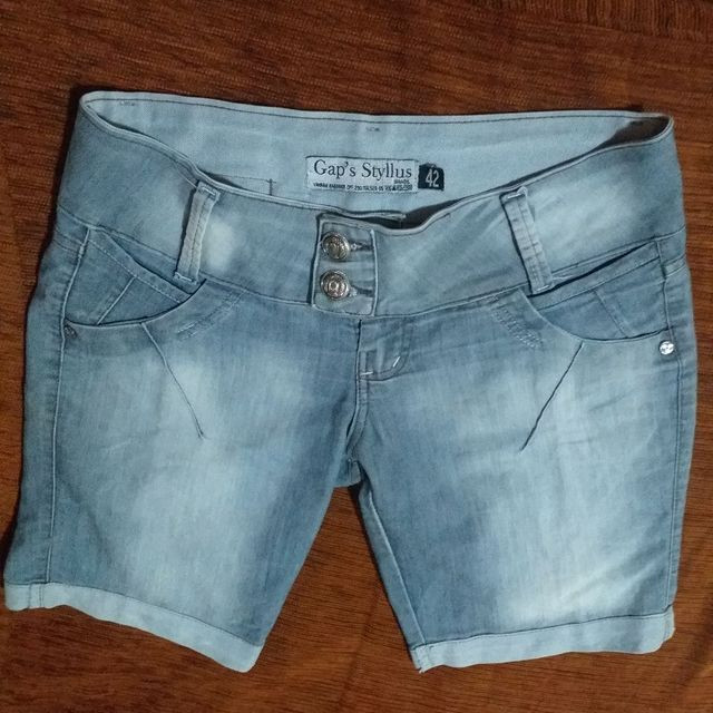 Short jeans Tam 42