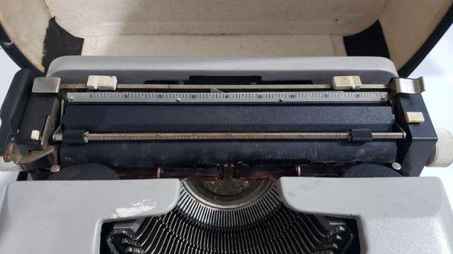 Máquina de escrever Olivetti - Foto 4