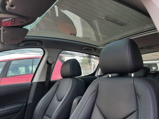 Ent. 50% + 48x 799,00 - Peugeot 308 Griffe THP 1.6 2014 - Só 60.000km - Foto 7