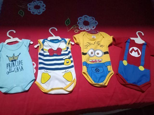 Bodys Temáticos Infantis - Foto 2