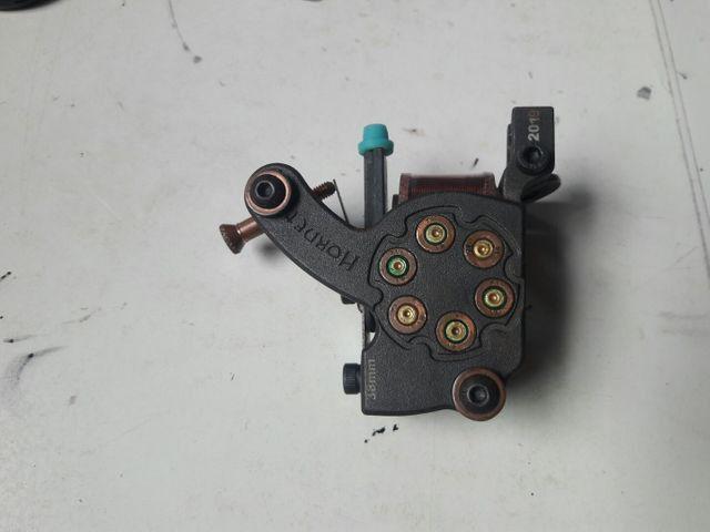 Maquina de tatuagem Hornet - Foto 5