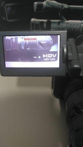 Filmadora Sony HDR -FX1 HDV 1080i - Foto 2