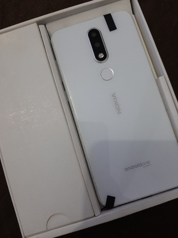 Nokia x6 android one - Foto 4