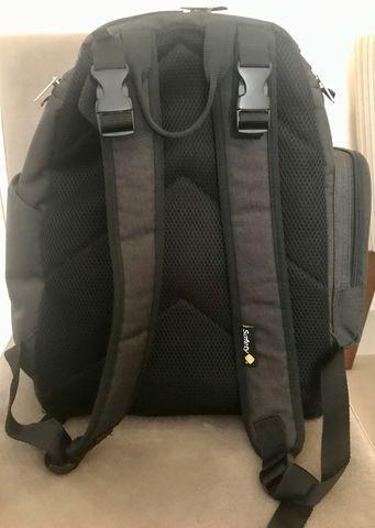 Mochila Multifuncional Back Pack Safety 1st - Ótimo estado - Foto 4
