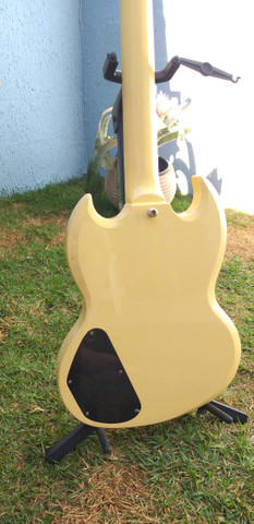 Guitarra Epiphone Les Paul Custom - Foto 4