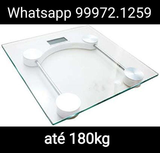 Balança digital corporal até 180 kg
