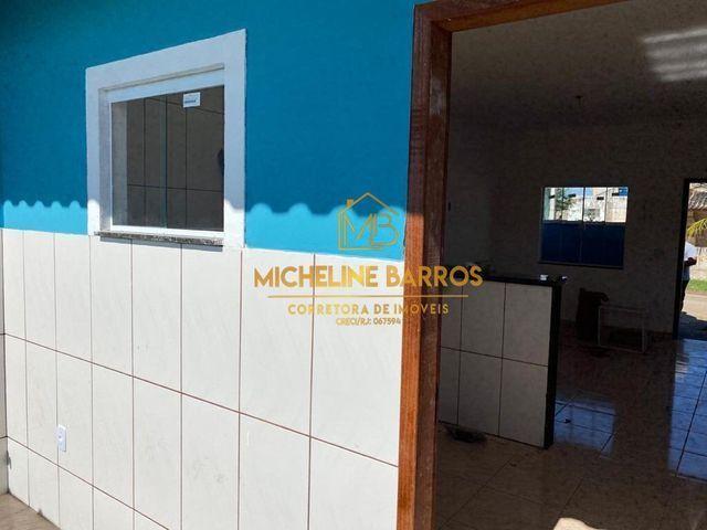 Casas lindas em Unamar/ Cabo Frio- Feirão de casas Micheline Barros. - Foto 8