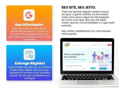 Criação de sites / lojas + benefícios - Foto 3