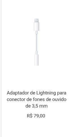 Adaptador Apple original - Foto 4