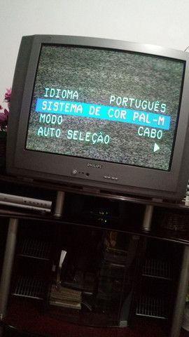 TV de Tubo Philips 29 polegadas - Foto 3