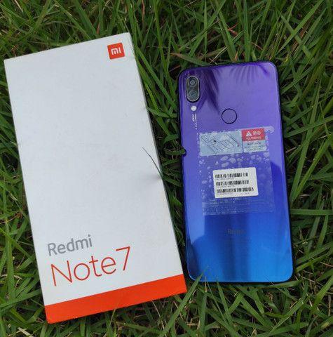 Redmi Note 7 128 Gigas 4 de ram. Garantia e Entrega